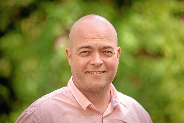 Kristian Tornby, Faglig sekretær BUPL Nordjylland.