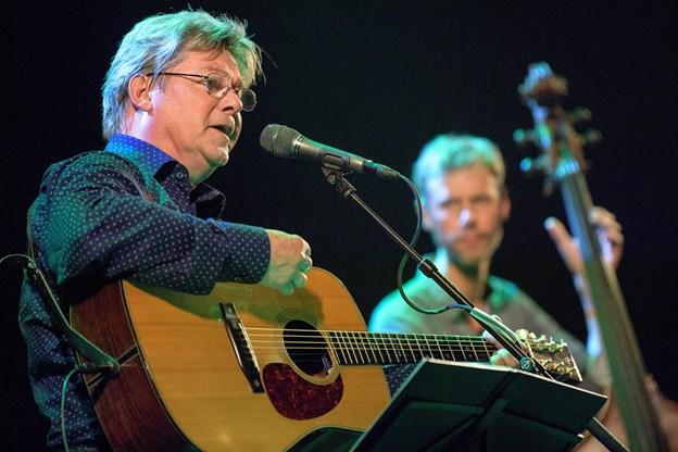 Erik Grip - giver fredag 8. marts koncert i Det Røde Pakhus.   Arkivfoto: Erik Grip