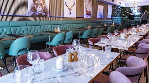 Café Min Olivia satser bredt og vil være et sted for alle. Foto: Kim Dahl Hansen