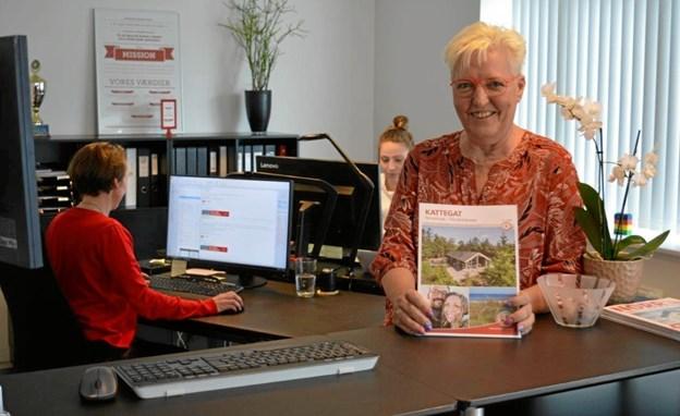 Marianne Zaar har en opfordring til alle der gerne vil tjene en ekstra skilling. Foto: hhr-freelance.dk