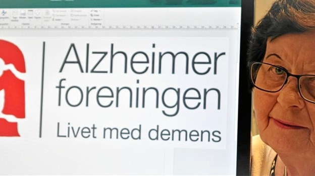 Tove Jensen kan også træffes i Metropol i Hjørring på den internationale alzheimerdag lørdag 21. september. Og på Foreningsmarked i Forsamlingsbygningen i Hjørring lørdag 28. september.