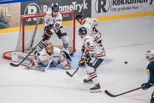 Slagtet i topkamp: Andenpladsen fortoner sig for Aalborg Pirates