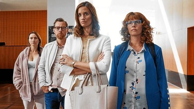 """Næste film i Seniorbiografen bliver den danske film """"Mødregruppen"""". PR-foto"""