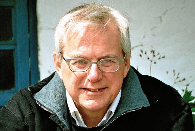Præst og forfatter Peter Værum holder foredrag i konfirmandstuen i Kongerslev præstegård 11. april.