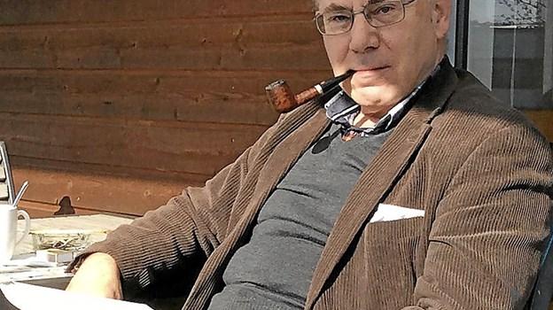 Jørgen Clausager. Privatfoto.