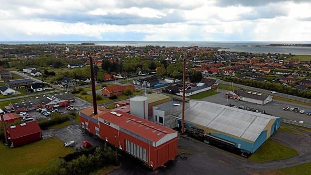 Hals Fjernvarme har gjort status over det seneste regnskabsår. Foto: Allan Mortensen