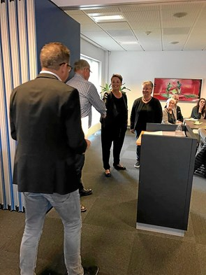Spar Hvetbo Fonden uddelte donationer