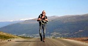 Foredrag: Helge gik 3500 kilometer for at opfylde væddemål