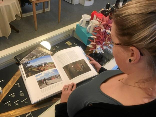Samarbejde mellem nordjyske museer og universitetet har resulteret i ny bog om Atlantvolden. Foto: VHM