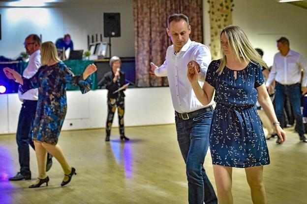 Sæsonens afslutningsdans Danseskolen Thy-Mors. Foto: Ole Iversen Ole Iversen