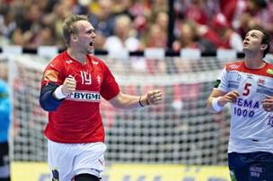 René Toft er ude af VM med en skade i lysken
