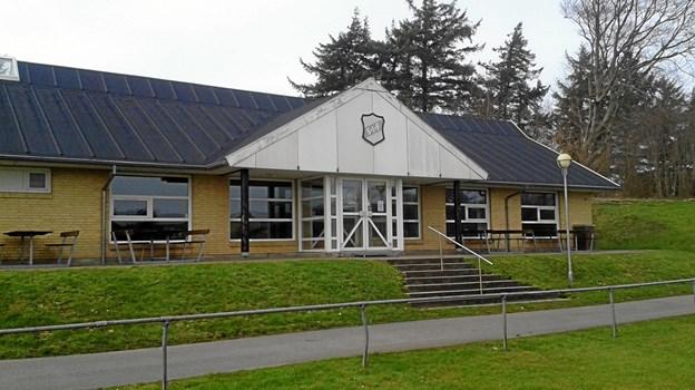 Saltum Pensionistforening holder til i Saltum Idrætsforenings klubhus.Privatfoto
