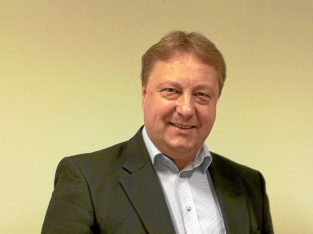 Sparekassedirektør Villy Sørensen betegner årsregnskabet for 2018 som tilfredsstillende. Privatfoto