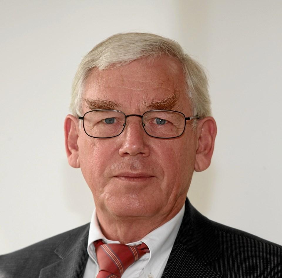Tidligere minister Poul Nelson - indtræder i rækkens af foredragsholdere med afsæt i Den Kolde Krig. Privatfoto.