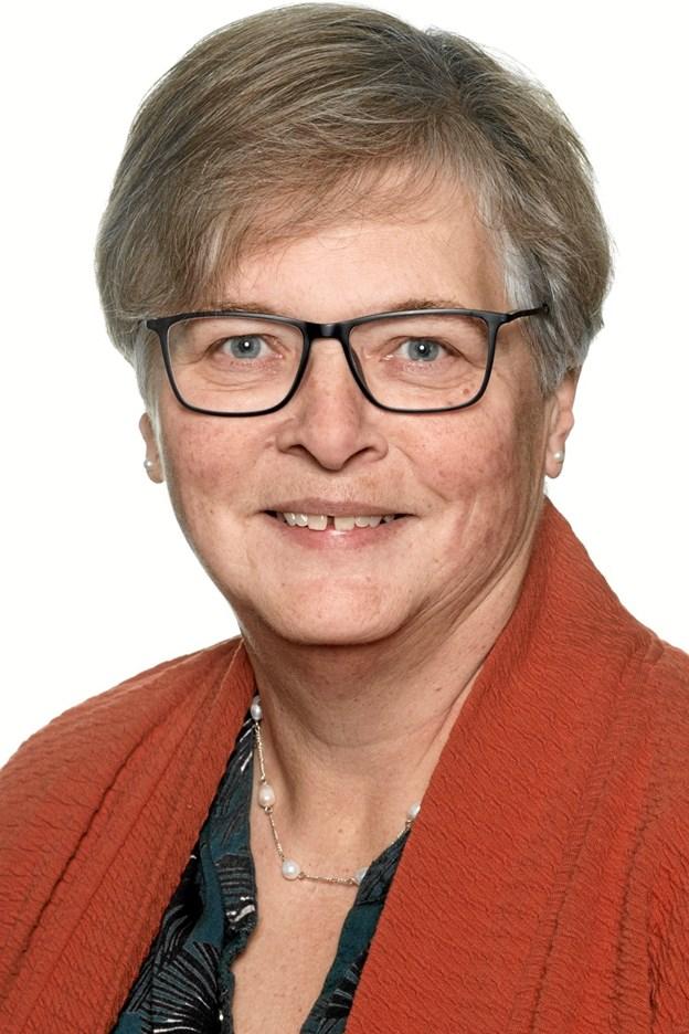 Anni Jørgensen - 40 års jubilæum 1. marts. Privatfoto