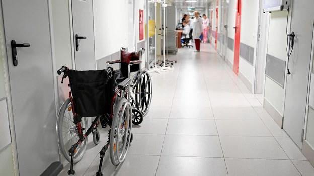 Prioriteringer i sundhedsvæsenet skal følge befolkningens ønsker og værdier, mener professor Lars Holger Ehlers fra Aalborg Universitet (AAU). Det skal et nyt forskningsprojekt være med til at sikre. Foto: Colourbox