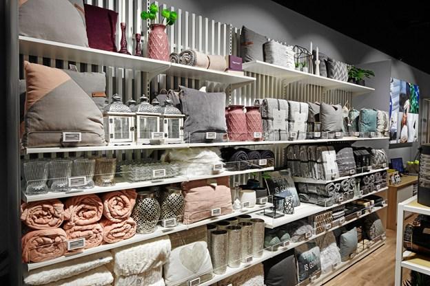 Den ny butik i Friis bliver efter et nyt city-koncept.