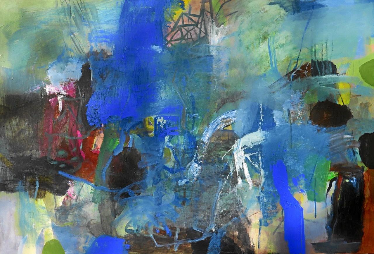 kjeld jørgen jensen maleri