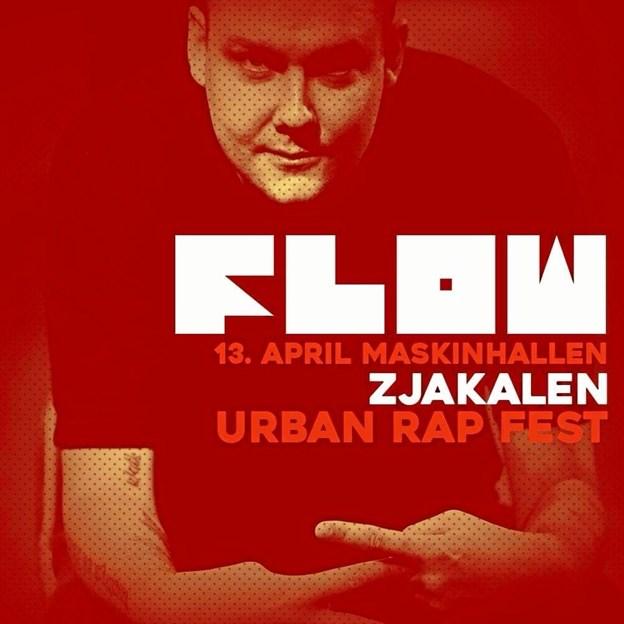 Rap og urban kommer på programmet i Maskinhallen i løbet af foråret. PR-foto