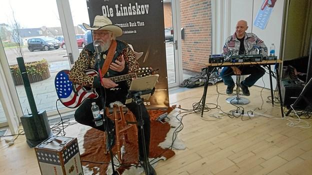 Ole Lindskov gæster Frederikshavn