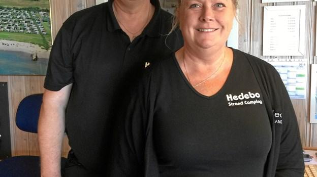 René og Bettina Stockfleth Hou Jensen.