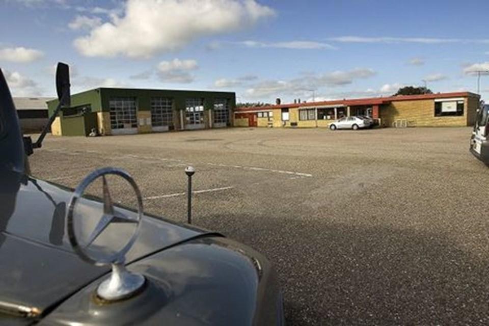Frederikshavn Boligforening flytter administration, værksted og maskiner til den tidligere Stiholt-bygning på Aalborgvej.