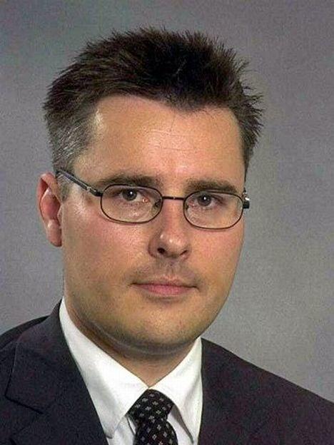 Henrik Sass Larsen politisk ordfører for Socialdemokraterne