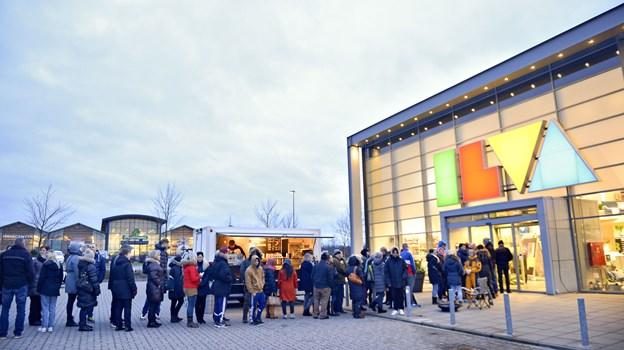 Ilva på Stenbukken åbnede i 2016 - nu rykker Idemøbler også ind. Arkivfoto: Claus Søndberg