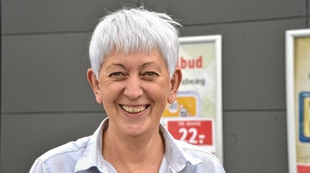 Solveig Madsen er vild med Westernheste og ridning. Hun skal ikke på en lang ferie. Men det bliver til tre intensive western træningsdage i Sverige. Foto: Ole Iversen