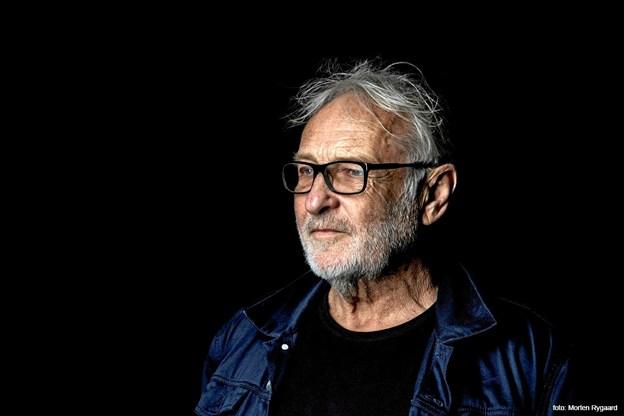 Niels Hausgaard - indleder Musikstationens forårssæson 31. januar. Arkivfoto