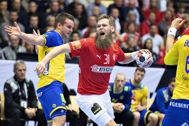 Danmark brager i semifinalen med ottende VM-sejr