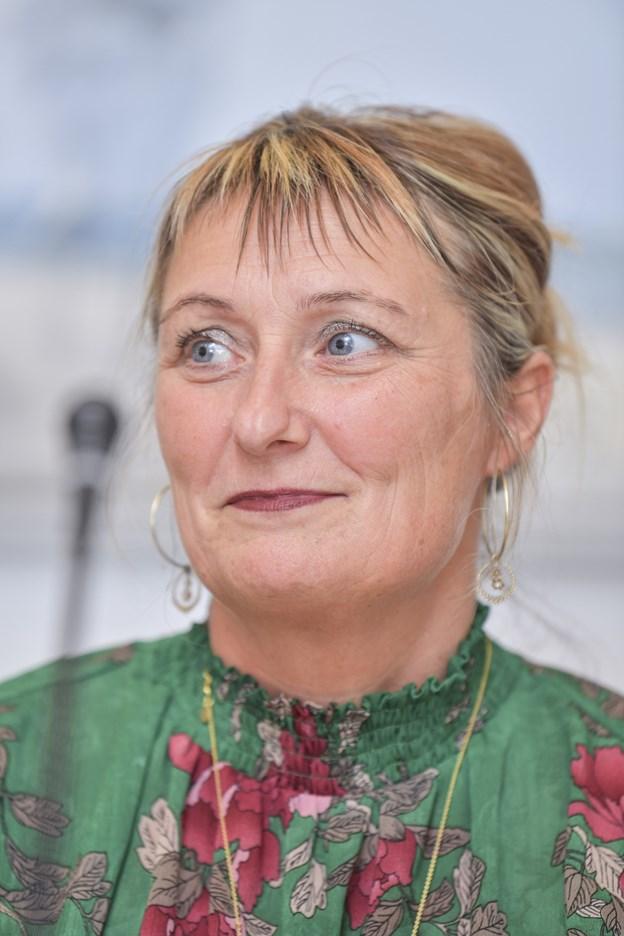 For Helle Bak Andreasen er det spændvidden af nye lokale idéer, der gør den økonomiske pulje så vigtig. Foto: Claus Søndberg