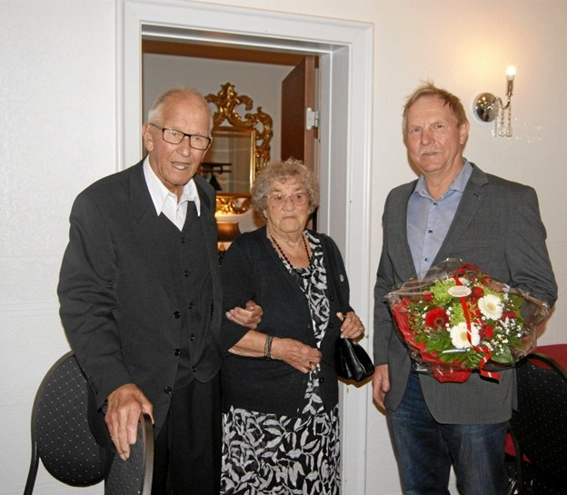Jytte Frøkjær Rømer og Ole Rømer.Privatfoto