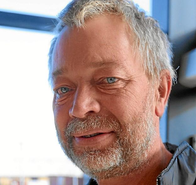 Henrik Bo Nielsen: - Der er kun én mulighed, hvis det skal lykkes. Afgifterne skal reduceres markant. Det kan man finde ud af i Norge og Sverige, men åbenbart ikke i Danmark. Foto: Allan Mortensen