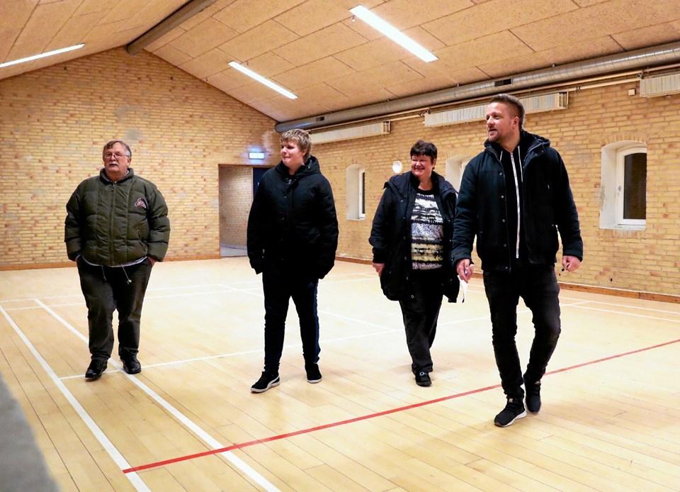 Aalborg Efterskole i Hals slår 9. januar dørene op for interesserede. Foto: Allan Mortensen