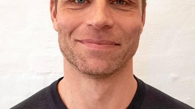 Andreas Overgaard bliver afdelingsleder på det nye autismetilbud i Halvrimmen.Foto: Jammerbugt Kommune