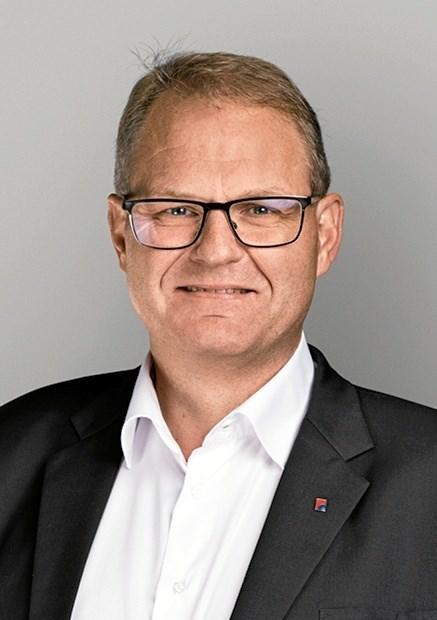 Klaus H. Frederiksen er direktør i Spar Nord Vesthimmerland. Privatfoto