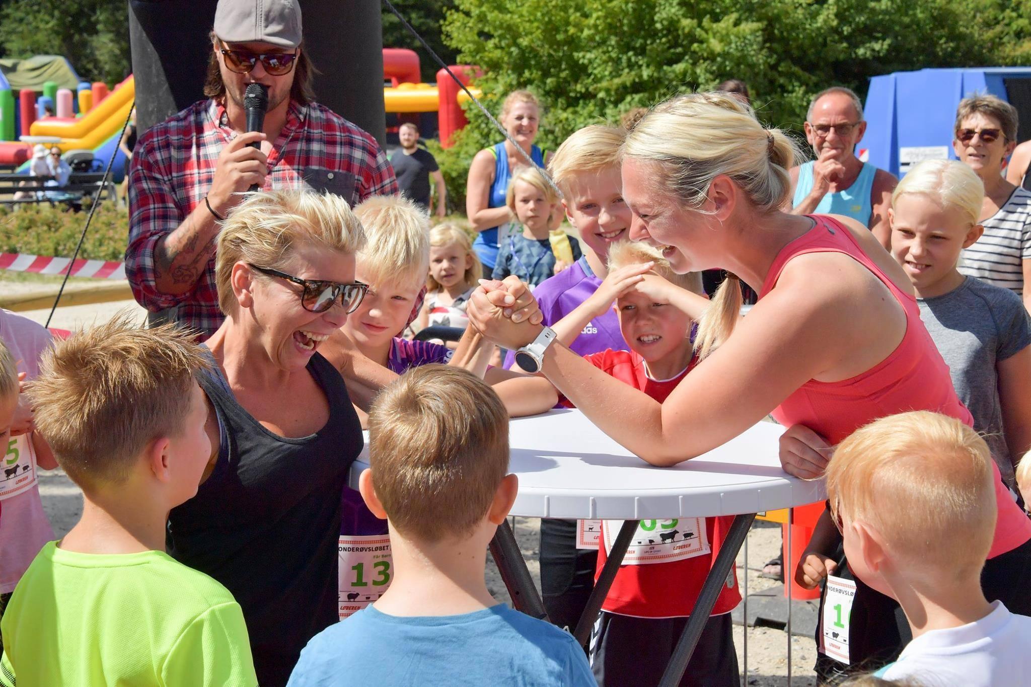 Life of Sport ønsker at skabe rammen for sjove løbeoplevelser og fællesskaber. Privatfoto