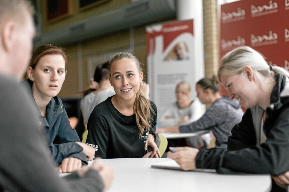 Alle studerende på Dania får job inden for 10 måneder, viser opførelse fra Dania. Privatfoto