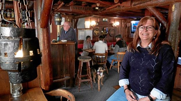 Tina Nielsen overtager 1. maj forpagtningen af Bjælkehytten. Privatfoto