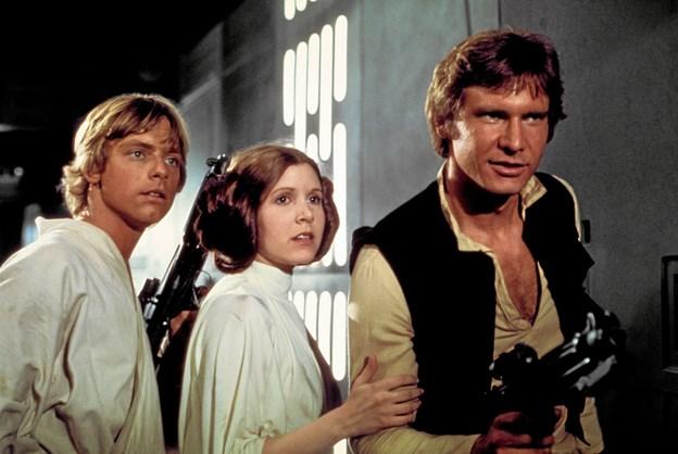 Aalborg Kongres & Kultur Center har gjort noget af et scoop ved at få lov at vise Star Wars på storskærm med livemusik til.PR-foto