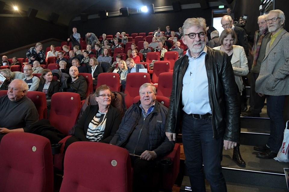 Andrea Jessen Jakobsen og Peter Mørk