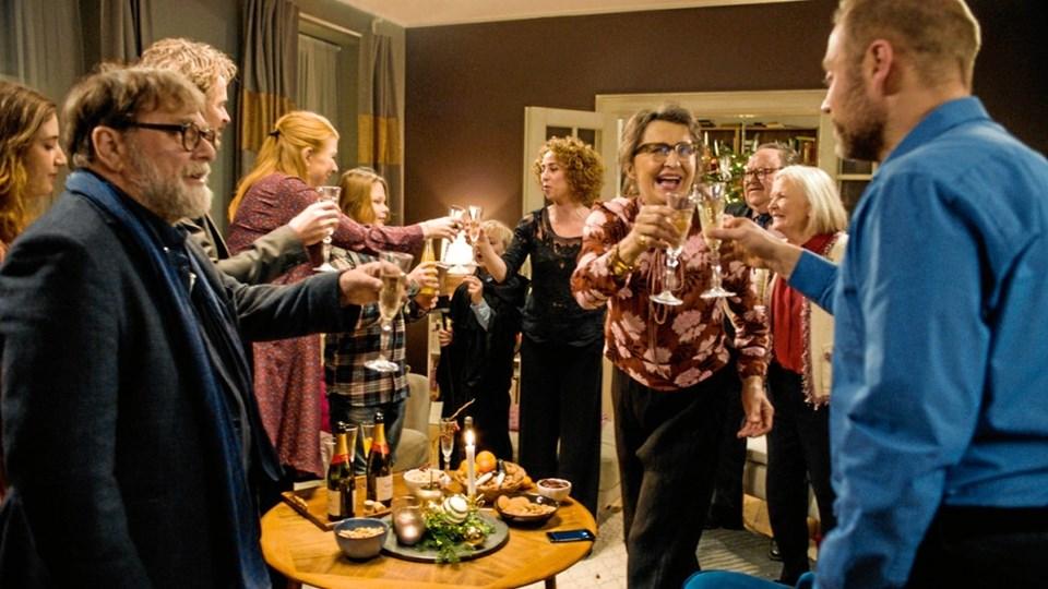 Den Tid På Året finder sted juleaften. Pressefoto