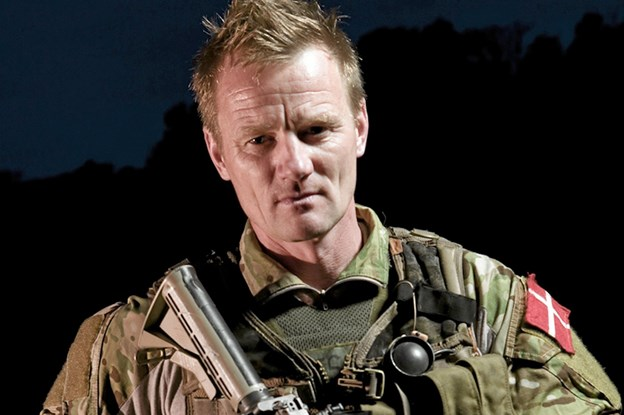 Tidligere jægersoldat Lars Møller fortæller onsdag aften på Lerpytter om sit spændende liv og om hvordan man kan få coaching til at performe bedre.Privatfoto