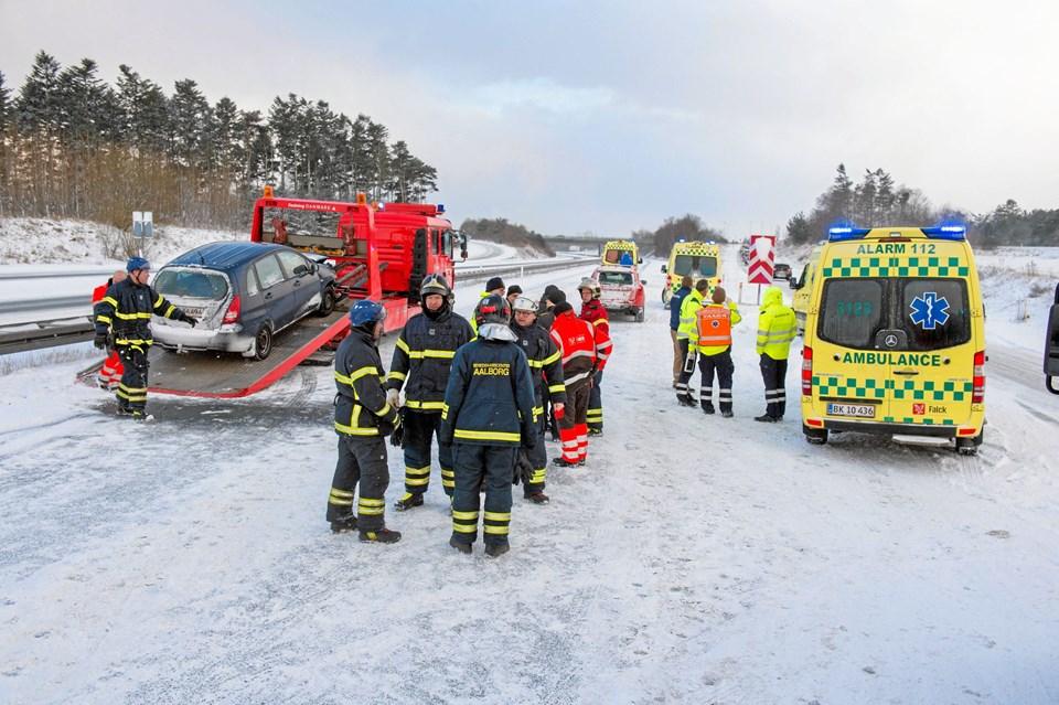 Ole Sanvig Knudsen og Mette Siggaard