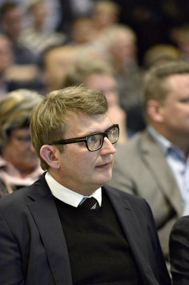 Mødet, der foregår i Brovst, har i disse valgdage fået landspolitisk opmærksomhed. Troels Lund Poulsen kommer forbi for at lægge et øre til jorden og blive klog på., om de nordjyske vandkantskommuner mon i fællesskab kan finde en løsning på de udfordringer, der også findes mange andre steder i landet. Arkivfoto: Henrik Louis
