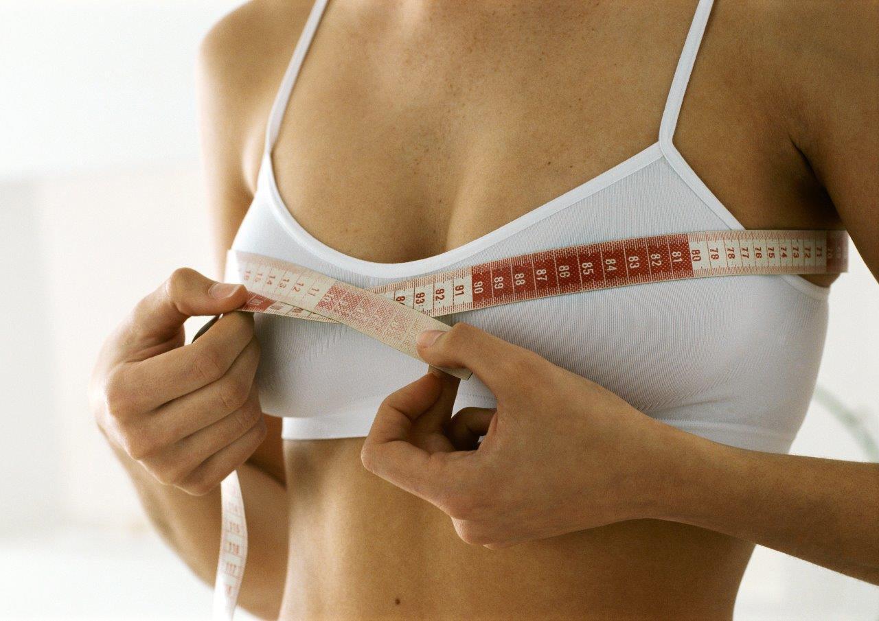 brystforstørrende operationer