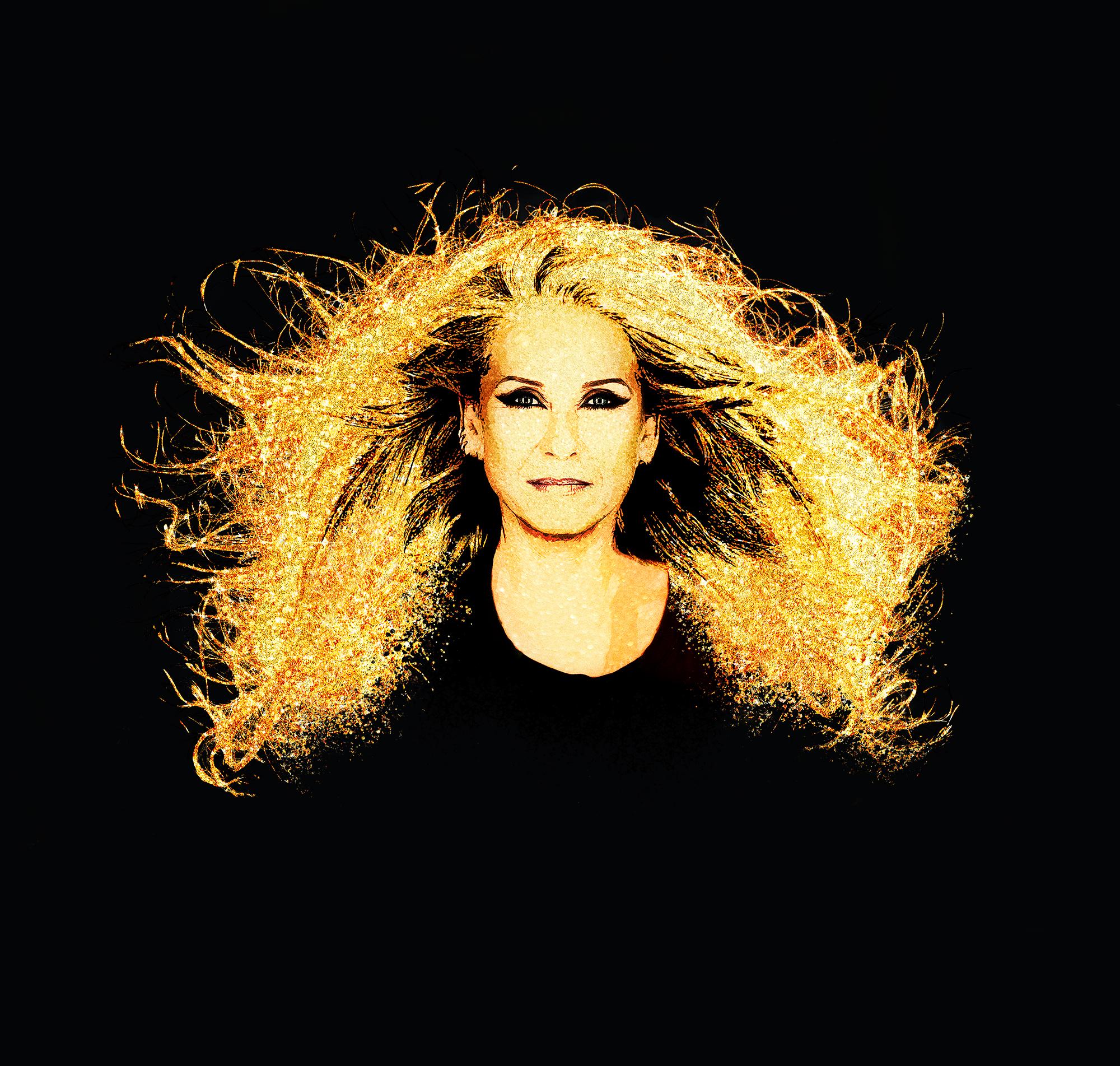 Hun har været et hit i årtier - nu bliver Sanne Salomonsen til musical. PR-foto