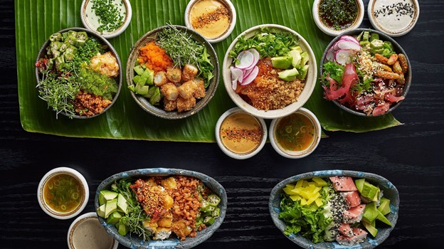 Karma Sushi vil i fremtiden også tilbyde chirashi bowls i forskellige varianter. PR Foto