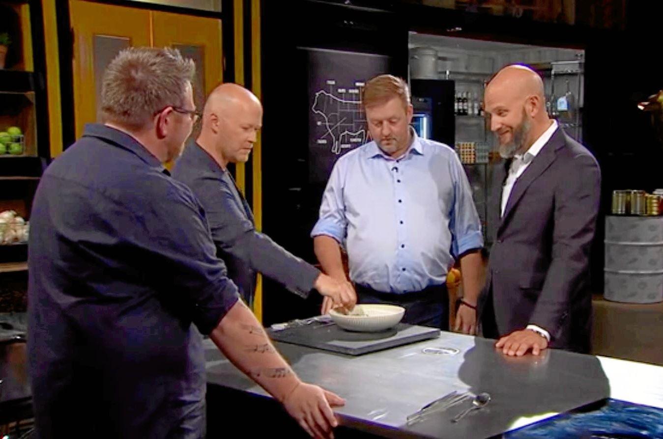 Nicolai Metner fra Café Icecream kan opleves på TV3 31. januar